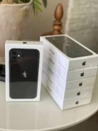 Título do anúncio: Iphone 11 128gb, lacrado, preto