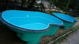 Piscina feijao top