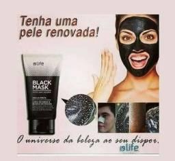 Mascara Negra Removedora de Cravo