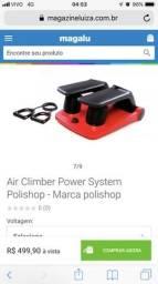 Simulador de caminhada Air climber
