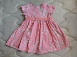 Vestido Importado First Impressions 18 meses