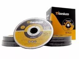 Disco de corte Titanium 4 polegadas