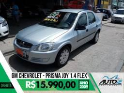 Gm - Chevrolet Prisma Joy 1.4 Flex 2009 - 2009