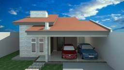 Casa em Araguaina, 2 quartos e uma suite com closet