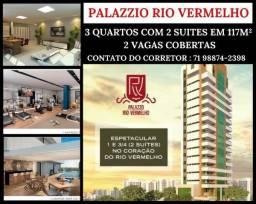 Rio Vermelho Lançamento com 3 quartos, 2 suites e Sofisticação - Por 799 mil