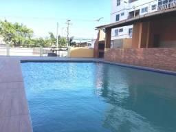Apartamento à venda com 2 dormitórios em Messejana, Fortaleza cod:AP0042
