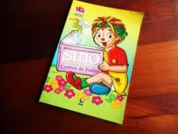 Revista HQ Do Sitio do Picapau Amarelo - Contos de Fada - 96 Paginas
