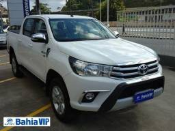 Hilux CD SRV 4x4 2.7 Flex 16V Aut. - 2017