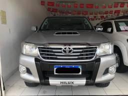 Toyota hilux 2015/2015 3.0 std 4x4 cd 16v turbo intercooler diesel 4p manual - 2015