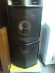 Mini system lg 1650 w