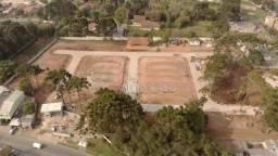 Terreno à venda, 119 m² por r$ 130.000 - pinheirinho - curitiba/pr