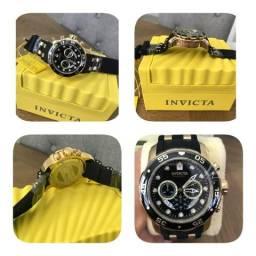 Relógio Invicta Masculino (NOVO NA CAIXA)
