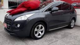 PEUGEOT 3008 2012/2013 1.6 GRIFFE THP 16V GASOLINA 4P AUTOMÁTICO - 2013