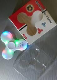 Spinner que toca musica pelo bluetooth