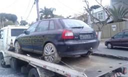 Audi a3 1.8t 180cv 2001 Sucata Em Peças e Acessorios comprar usado  Araucária