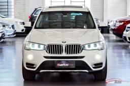 BMW X3 BMW X3 2.0 XDRIVE20I 184HP TETO UNICO DONO 4P - 2016