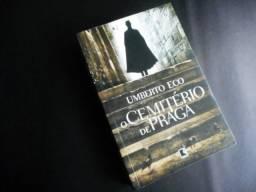 Livro O Cemiterio de Praga - Umberto Eco - Ed. Record - 479 Pags