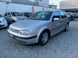 Vw - Volkswagen Golf 1.6 Manual Gasolina - 2001
