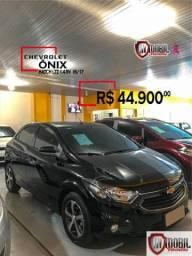 Chevrolet Onix HATCH LTZ 1.4 8V FlexPower 5p Mec. - 2017