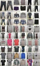 Várias peças de roupa 2,50 Cada