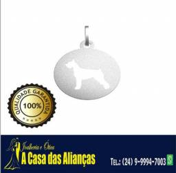 Título do anúncio: Acesorios para animais em Prata 950 de lei
