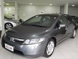 HONDA CIVIC 2008/2008 1.8 LXS 16V FLEX 4P MANUAL - 2008