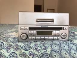 Aparelho de som original Honda Fit