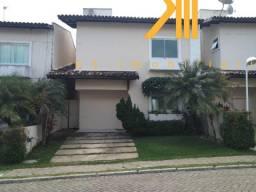 Casa em Eusébio-CE, 3 quartos sendo 2 suítes, Garagem, Deck, Playground, Piscina, Portaria