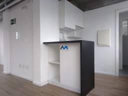 Escritório para alugar em Savassi, Belo horizonte cod:ALM931