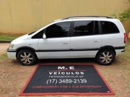 ZAFIRA 2011/2012 2.0 MPFI ELITE 8V FLEX 4P AUTOMÁTICO