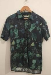 Camisa casual manga curta Pyramide M