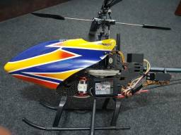 Helicóptero tuninng
