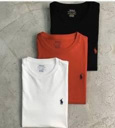 T-Shirt importadas (3 por R$200,00)