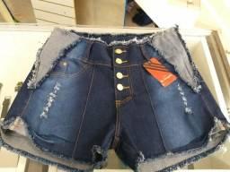 Short Jeans Plus Size
