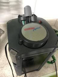 Filtro Canister Eheim para aquários com UV