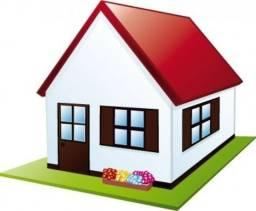 E) Casa com 3 quartos, na cidade de Moema/MG
