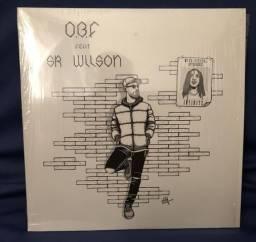 LP SINGLE 12? OBF feat SR WILSON RUB A DUB MOOD