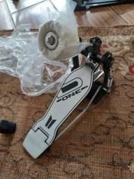 Pedal D-One bumbo bateria (novo)