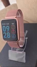 Smartwhatch P68 Relógio Inteligente a prova d?água