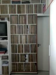 Linda coleção de vinil