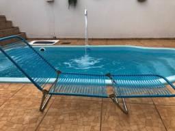 Cadeira piscina ou praia