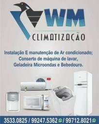 Wm climatização gravatá