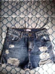 Shorts feminino para venda rápida!
