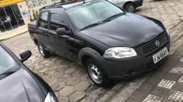Fiat Strada cabine dupla completa - 2013