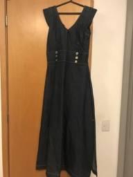 Lindo vestido longo - marca scrap