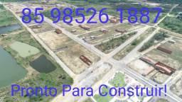 Compre Sem Consulta SPC seu terreno Pronto Para Construção Próximo a Ceasa em Maracanaú