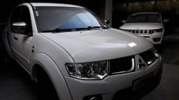 L200 Triton HPE Diesel Aut Branca 2013 - 2013