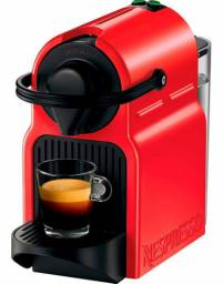 Máquina De Café Nespresso Inissia Ruby Vermelha 220V