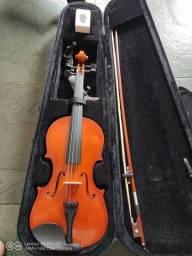 Violino novo 4/4 completo