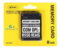 Memory Card 8 mb